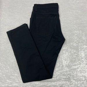 Levi's Mens Black Denim Super Skinny Jeans